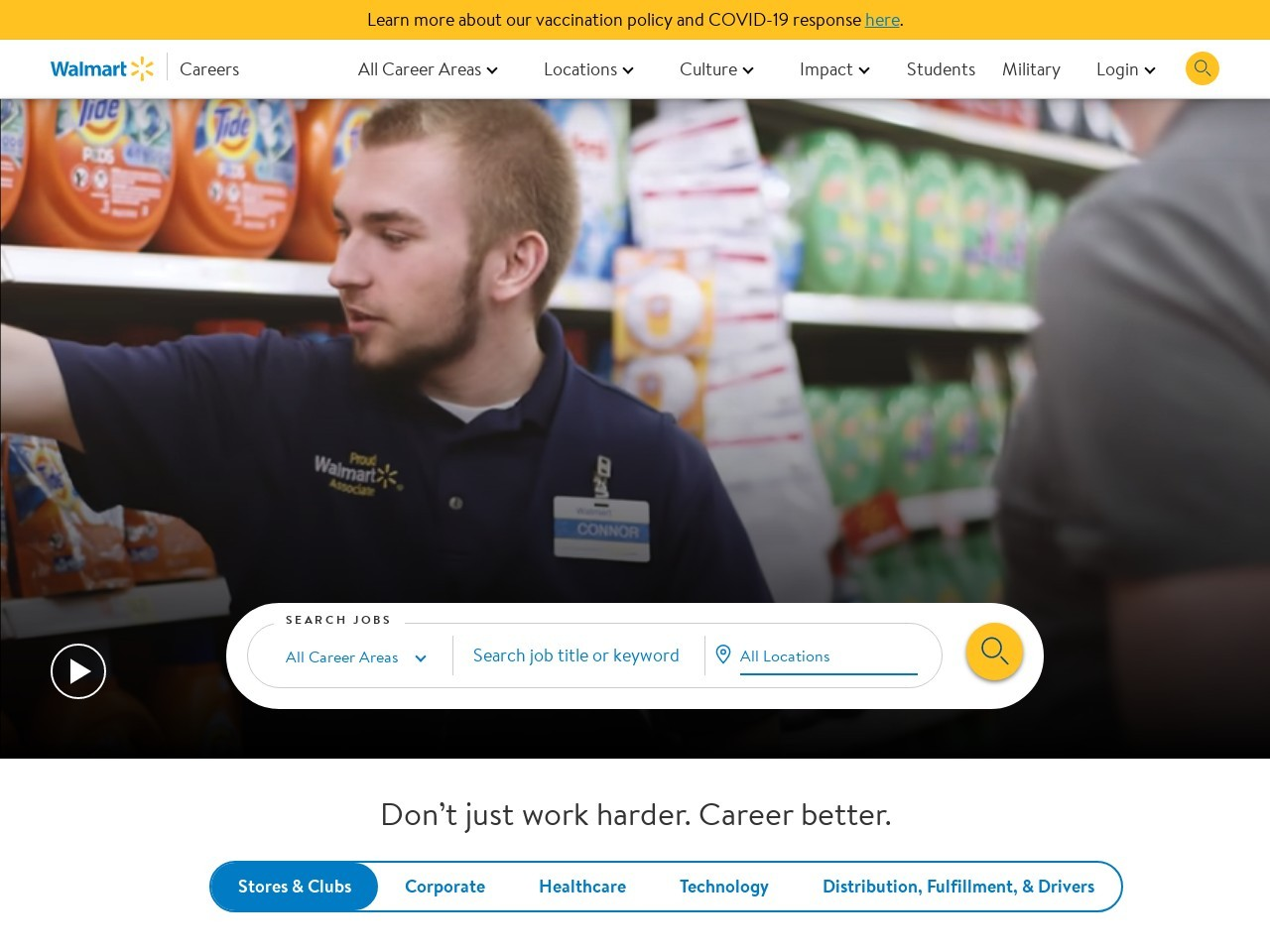 Burlington Job Application Login
