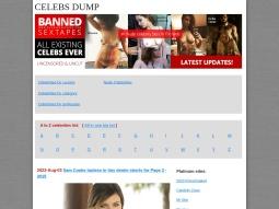 Celebrity Dump screenshot
