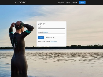 Sign In - Garmin Connect