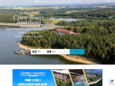 Cztery Wiatry Spa & Sport Resort  – Hotel z basenem