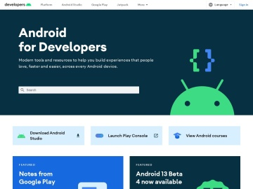 Android Developers - Official Site