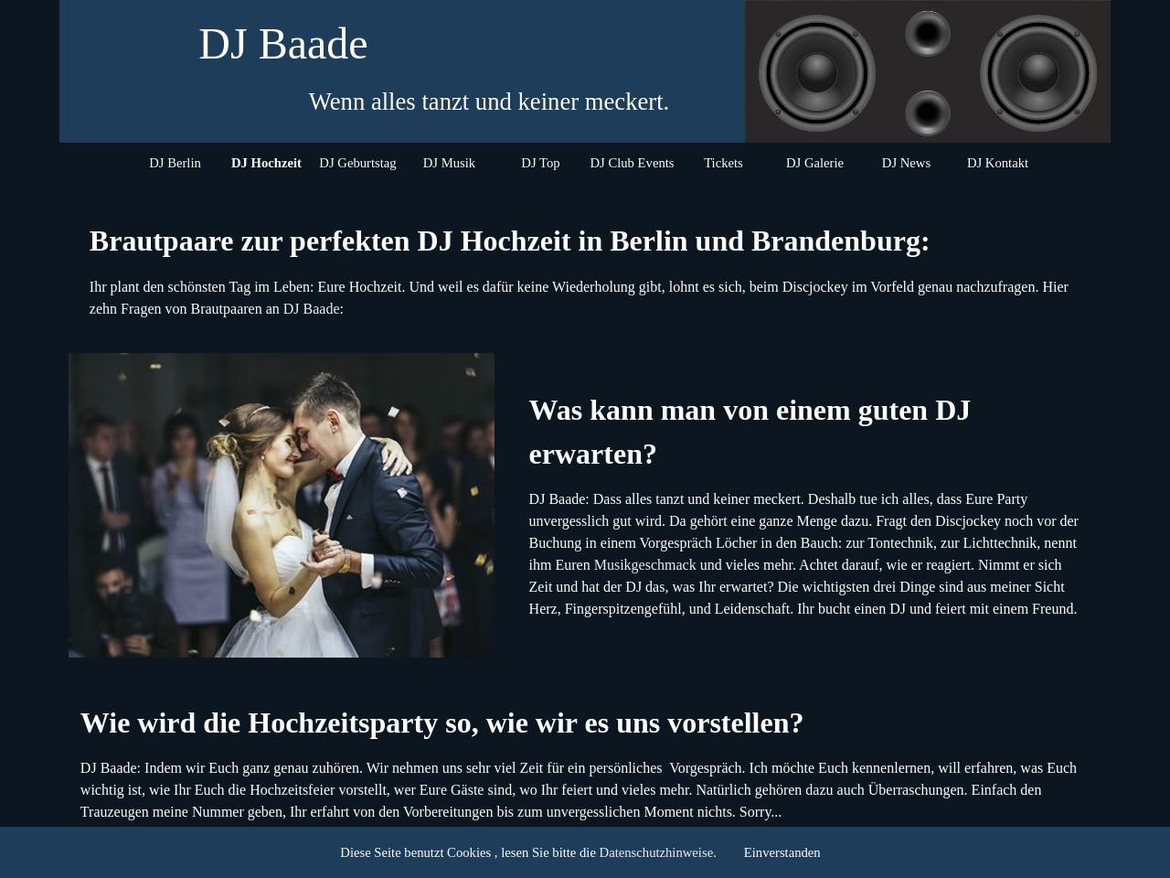 DJ Baade