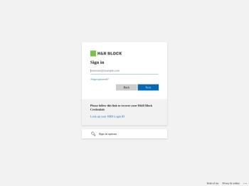 Employee Login for DNA Intranet | H&R Block® - Login