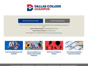 eCampus - Dallas College