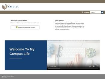 MyCampus | Login