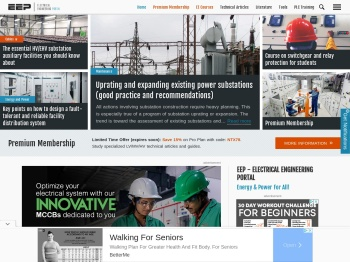 EEP - Electrical Engineering Portal   Energy and Power For All