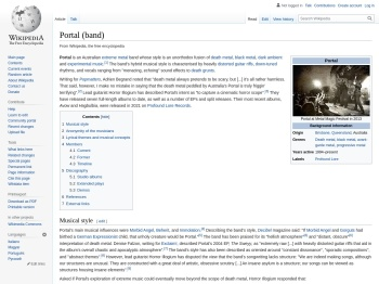 Portal (band) - Wikipedia