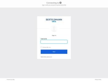 Bertelsmann ESS-Portal