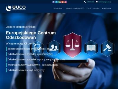 euco-filia.pl - Oficjalna Strona Agenta