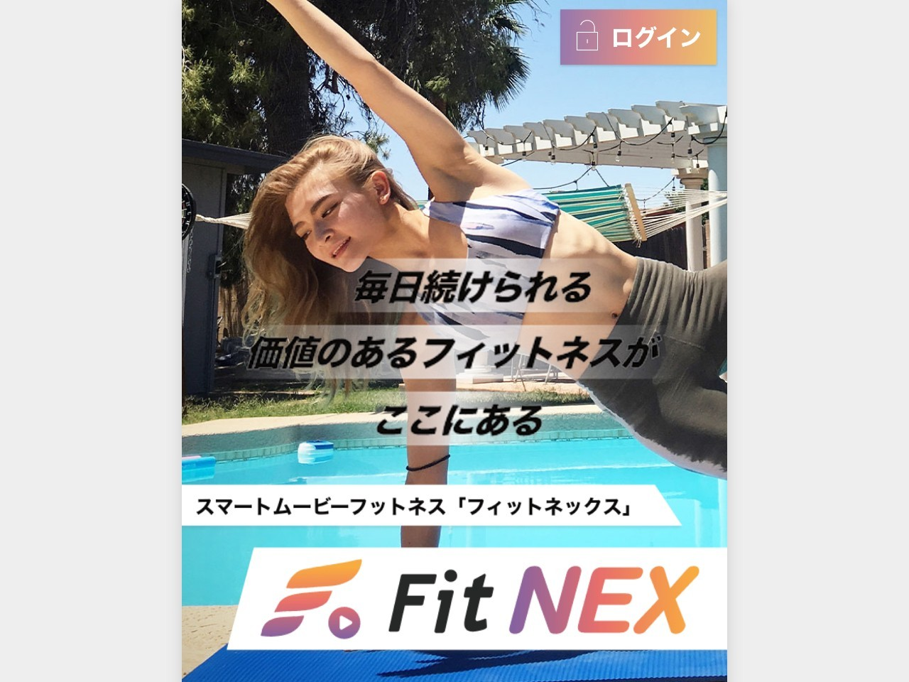 Fit NEXのイメージ写真