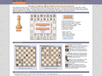 Play Chess Online - Free Online Chess on GameKnot