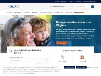 HCA Virginia Health System hCare | Capital Division