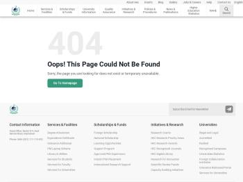 EServices (Web portal) - HEC