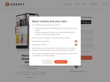 Hornet Gay Social Network