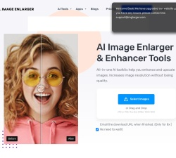 AI Image Enlarger Half-Yearly Coupons