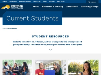 Current Students | JCTC - Jefferson Community and Technical ...