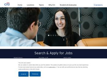 Working at Citi | Jobs and Careers at Citi