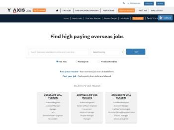 Best Overseas Jobs Consultancy | International Job Search | Y ...