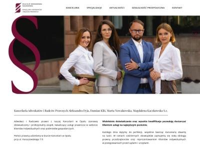Adwokat Opole || Kancelaria Dyja || Kancelaria Adwokacka Opole