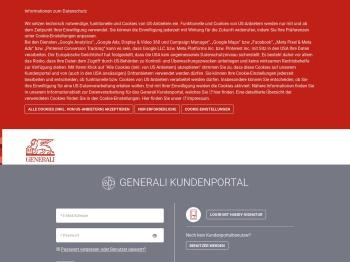 Generali Kundenportal