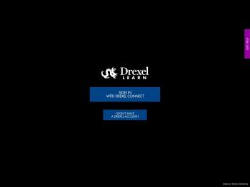 Drexel Blackboard