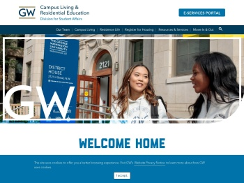 Campus Living & Residential Education | Division for Student ...