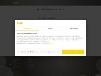 Webmail - Login EWE Telekommunikation
