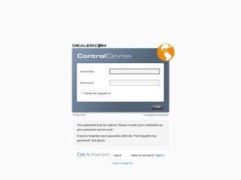 Dealer.com – ControlCenter 7