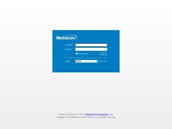 Mediacom Webmail Log In