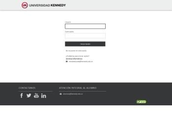 Universidad Kennedy - Mi Portal