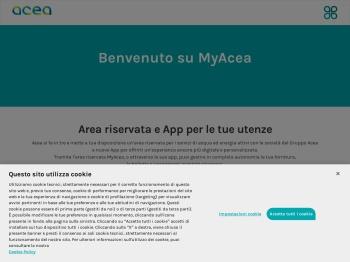 MyAcea | Accedi