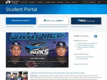 Student Portal | Miami Dade College