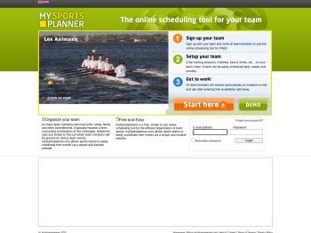 mySportsplanner.com - The online scheduling tool for efficient ...