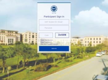UMT Student Portal