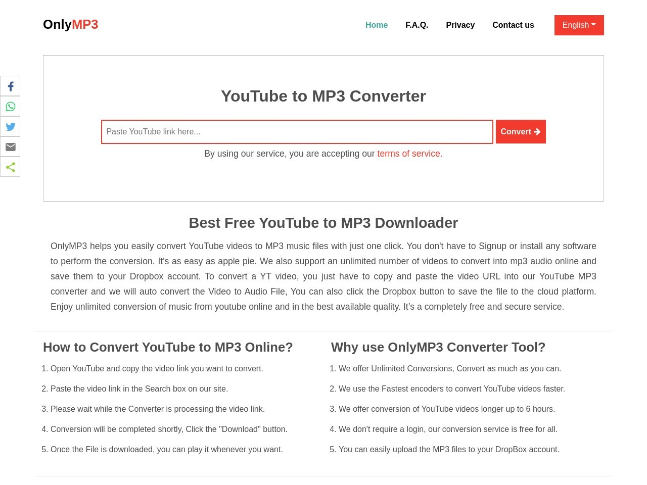 Youtube Ton Mp3