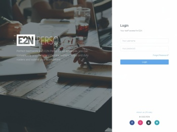 E2N Perso · The staff access for E2N