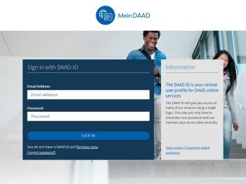 DAAD-Portal