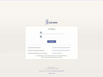 DZB Portal - DZB Bank