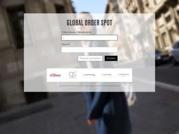 s.Oliver Group B2B-Portal