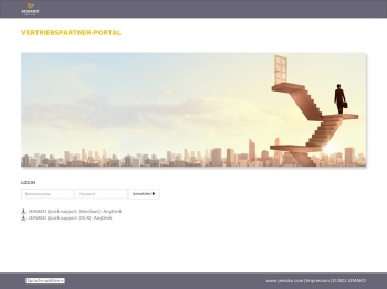 JEMAKO Vertriebspartner-Portal: JEMAKO®