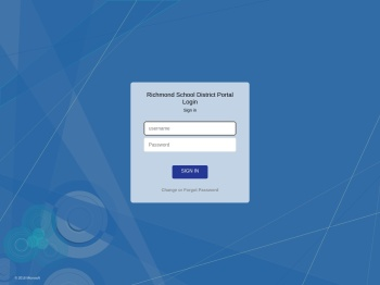 Richmond School District Portal