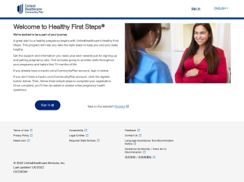 Baby Blocks™ is now Healthy First Steps. - UnitedHealthcare