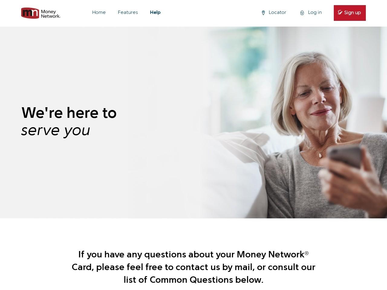 Money Network Customer Service