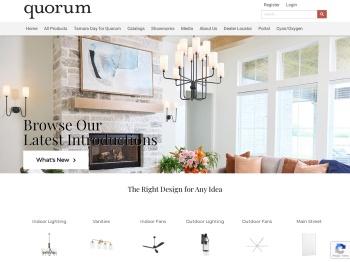 Quorum International: Home