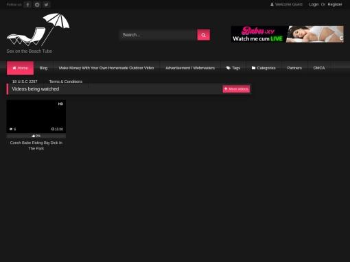 Sex on the Beach screenshot