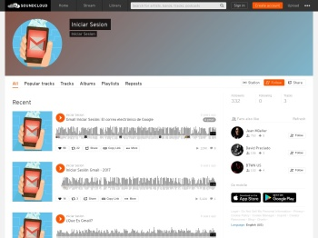Iniciar Sesion   Free Listening on SoundCloud