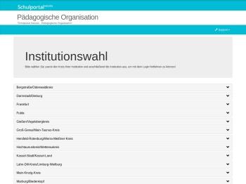 Schulportal Hessen - Pädagogische Organisation ...