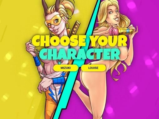 Narcos XXX Porn Game screenshot