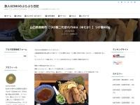 山口県周南市【つけ麺二代目YUTAKA(ゆたか)】つけ麺400g
