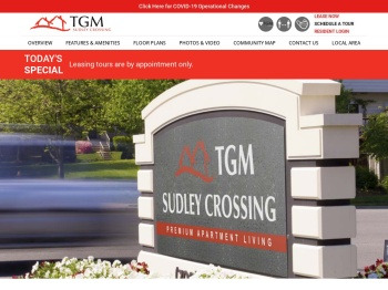 TGM Sudley Crossing Apartments – TGM Communities